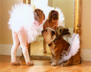ballet, child, cute, dance, dog, dress, gilr, pretty, tutu