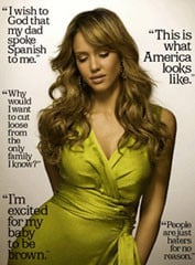 Jessica Alba Quotes Young actress jessica alba