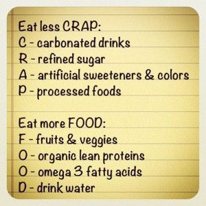The food you eat can either be the safest and most powerful formof ...