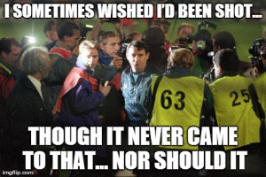 12 of the most memorable quotes from Graham Taylor's infamous stint ...