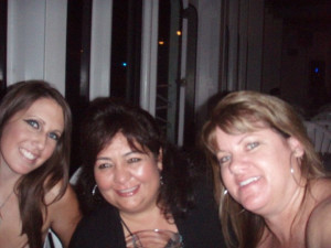 Ally, Me and Colleen