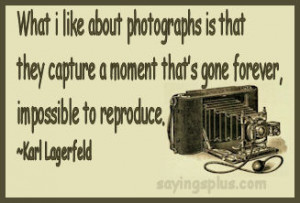 Photographer Quotes On Photography