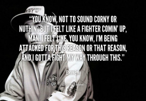 Eminem Quotes About Relationships