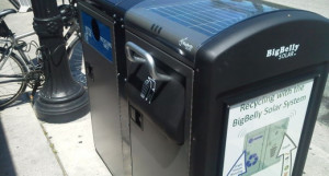 ... On Solar-Panel Trash Cans, While Mitch Landrieu Calls For Tax Increase