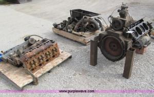 E5550.JPG - Cummins VT903 turbo diesel engine , Disassembled ...