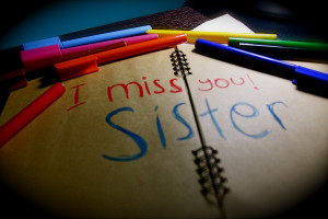 Miss You Sister Quotes...