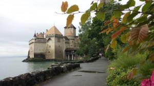 Chateau de Chilon Picture of Chateau de Chillon Montreux