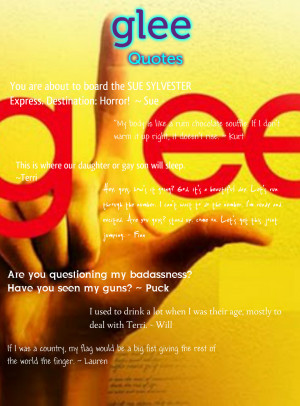 pictures quotes best glee quotes from new directions view quotes