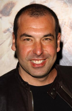 Rick Hoffman worked steadily in bit parts from his 1997 debut but