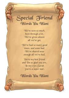 to special friendship poems and quotes special friendship poems ...