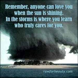 Storm quotes :)