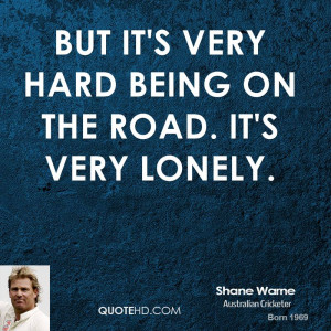 Shane Warne Quotes