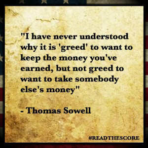 Let's focus on GOVERNMENT greed, stop being sheeple.