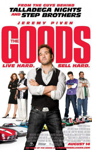 The Goods: Live Hard, Sell Hard movie on: