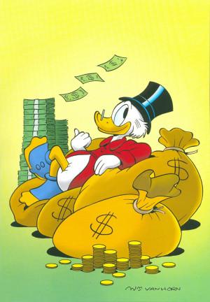 Scrooge Mcduck Wallpaper...