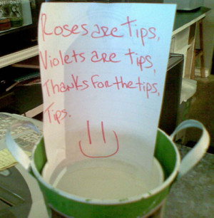 25 Extremely Clever Tip Jars