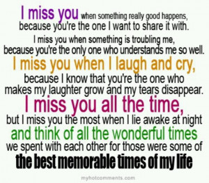 miss you.....