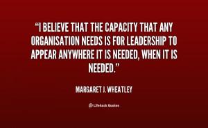 Margaret Wheatley Quotes