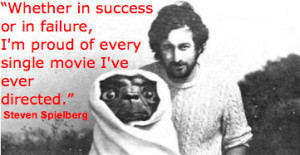 inspiratie motivatie quote steven spielberg