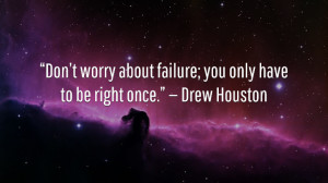 houston quote