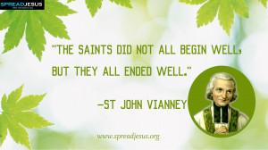 Catholic Saints Quotations