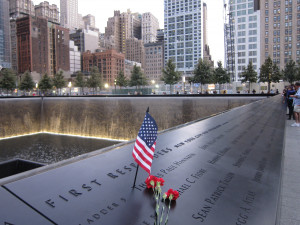 For more information on the 9/11 Memorial, please visit: