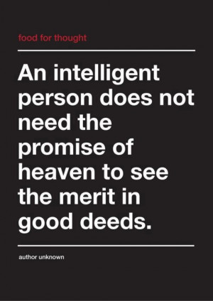 Good Deeds quote