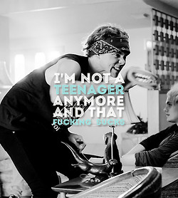 ... edit ashton irwin edit gonna do this with a lot of 5sos quotes yay