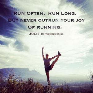 run often run long