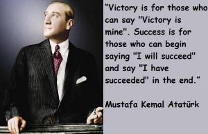 Mustafa kemal ataturk famous quotes 7