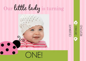 ... for a niece pink 1st birthday invitation daughter 1st birthday quotes