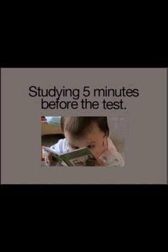 School exam quote