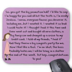 job promotion congratulations