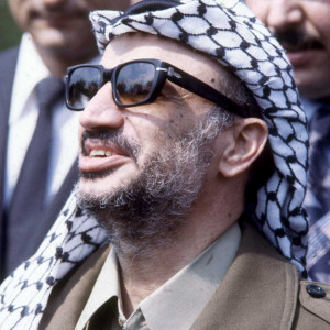 Yasser Arafat Gives Speech Declaring Creation of Independent ...