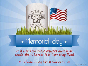 Happy Memorial Day Weekend In USA 2014 Quotes and Sayings (2)