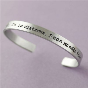 Damsel In Distress Cuff Bracelet - Spiffing Jewelry #hercules