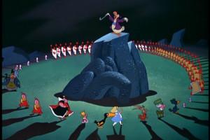 The Caucus Race (Reprise)