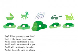 Top 100 Picture Books #12: Green Eggs and Ham by Dr. Seuss