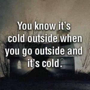 funny quotes, lolsotrue, sarcasm, winter quotes, you know quotes
