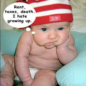 You tell 'em cute chubby baby boy!