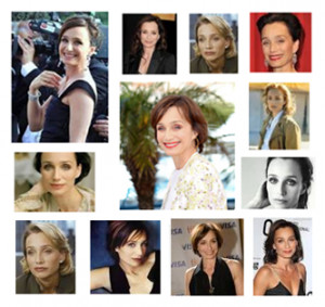 An interesting series of articles quotes Kristin Scott Thomas, one of ...