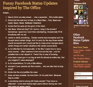 fb status quotes funny