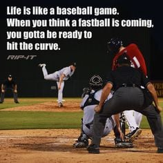 baseball quotes motivational