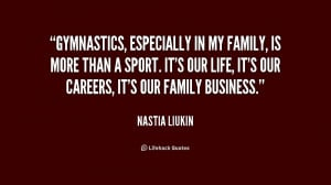 Funny Quotes About Gymnastics
