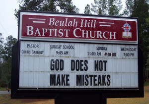 19 Most Embarrassing Public Spelling Mistakes Ever!