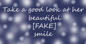Beautiful Fake smile photo fakesmile.jpg