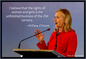 Hillary Clinton -- The Best Feminist Quotes About Politics