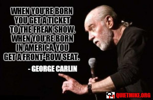 George Carlin: More than Just a Comedian