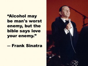 Frank Sinatra Quotes Frank sinatra