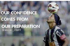 Ronaldinho quote